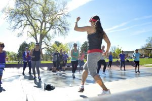 Zumba at City of Aurora